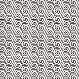 Abstrakter geometrischer Hintergrund mit Strudeln Stockbild