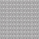 Abstrakter geometrischer Mustertropfen Stockfotografie