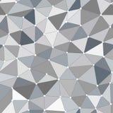 Abstrakter geometrischer nahtloser Hintergrund Stockfotos