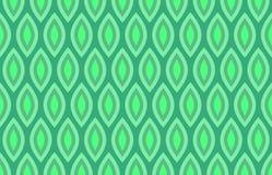 Abstrakter geometrischer nahtloser Muster-Hintergrund herein Stockfoto