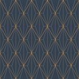 Abstrakter geometrischer Rautengrafikdesigndruck 3d berechnet Musters vektor abbildung