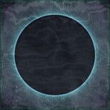 Abstrakter geometrischer schwarzer Hintergrund Stockbild