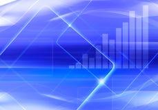 Abstrakter Geschäftshintergrund Stockbilder