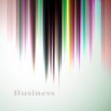 Abstrakter Geschäftshintergrund mit Linien Lizenzfreies Stockfoto