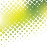 Abstrakter Geschäftshintergrund mit Mosaikfliesen Lizenzfreies Stockfoto