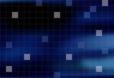 Abstrakter Geschäfts-/Technologiehintergrund Stockfoto