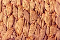 Abstrakter gesponnener Mattenbeschaffenheitshintergrund stockbilder