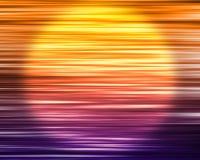 Abstrakter gestreifter Hintergrund Stockbild