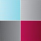 Abstrakter gestreifter Hintergrund Stockbilder