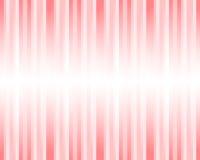 Abstrakter gestreifter Hintergrund im Rosa lizenzfreie abbildung