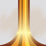 Abstrakter gestreifter strukturierter Hintergrund Stockfotografie