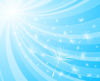 Abstrakter glänzender Hintergrund Lizenzfreie Stockfotografie