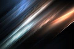Abstrakter glänzender Metallhintergrund