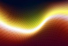 Abstrakter glühender Hintergrund Lizenzfreie Stockbilder