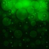 Abstrakter glühender Hintergrund stock abbildung
