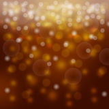 Abstrakter glühender Hintergrund Lizenzfreie Stockfotos
