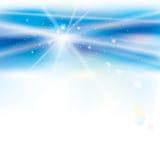 Abstrakter glühender Hintergrund Stockfotos