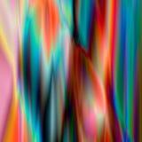 Abstrakter glühender Hintergrund Lizenzfreie Stockfotografie