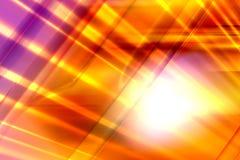 Abstrakter glühender Hintergrund lizenzfreie abbildung