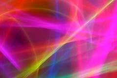 Abstrakter Glühenhintergrund Lizenzfreie Stockbilder