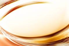 Abstrakter goldener Hintergrund Stockfotos