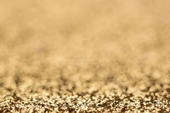 Abstrakter goldener Hintergrund Lizenzfreies Stockbild
