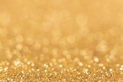 Abstrakter goldener Hintergrund Lizenzfreie Stockbilder