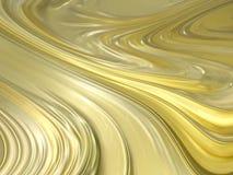 Abstrakter goldener Luxuxhintergrund Lizenzfreie Stockfotos