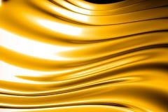 Abstrakter Goldhintergrund Lizenzfreies Stockbild