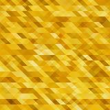 Abstrakter Goldhintergrund Stockfoto