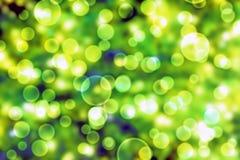 Abstrakter grüner Hintergrund. Lizenzfreies Stockfoto