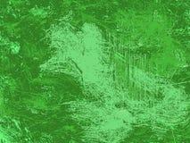 Abstrakter grüner Schmutz und schmutziger Hintergrund, fruchtbare Designbeschaffenheit Stockfotografie
