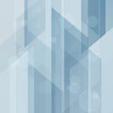 Abstrakter grafischer Hintergrund Geometrische Technologie Lizenzfreie Stockfotos