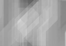 Abstrakter grafischer Hintergrund Geometrischer Technologievektor Lizenzfreies Stockfoto