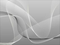 Abstrakter grauer Hintergrund Stockfotografie
