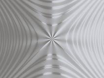 Abstrakter grauer metall Hintergrund Beschaffenheit 3d Stockfotos