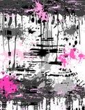 Abstrakter Grunge Hintergrund Stockfoto
