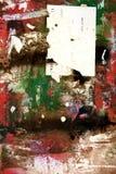 Abstrakter grunge Hintergrund Stockfotografie