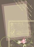 Abstrakter grunge Hintergrund. Stockfotografie