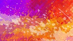 Abstrakter grunge Hintergrund, Vektor stockbilder