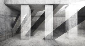 Abstrakter grungy Betonmauerhintergrund stock abbildung