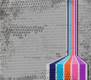 Abstrakter grungy Hintergrund Lizenzfreies Stockfoto