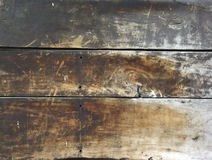 Abstrakter hölzerner Hintergrund Stockbilder