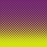 Abstrakter Halbtonpunktmusterhintergrund lizenzfreies stockbild