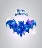 Abstrakter Halloween-Hintergrund Stockbild