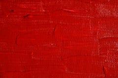 Abstrakter handgemalter Acrylhintergrund Lizenzfreies Stockbild