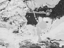 Abstrakter handgemalter Hintergrund Stockfotos