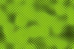 Abstrakter Haut-Beschaffenheitshintergrund der grünen Schlange Lizenzfreie Stockfotos
