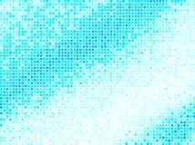 Abstrakter hellblauer Fliese-Mehrfarbenhintergrund Lizenzfreies Stockfoto