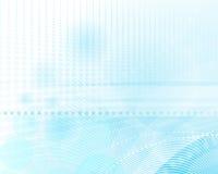 Abstrakter hellblauer Hintergrund Stockfoto